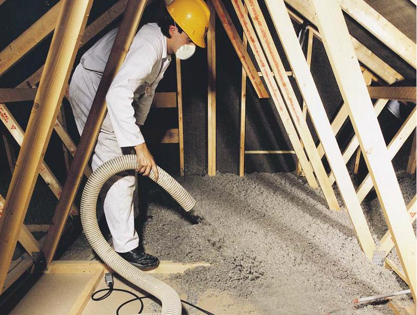 Attic Insulation & Breffni Insulation | We have the insulation solution for you